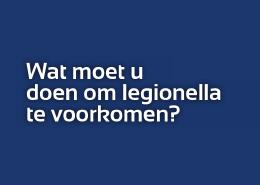 Legionella-voorkomen